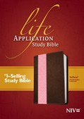Cover: Life Application Study Bible NIV