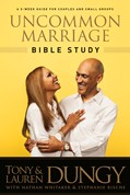 Cover: Uncommon Marriage Bible Study