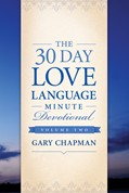 Cover: The 30-Day Love Language Minute Devotional Volume 2