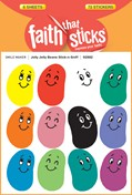 Cover: Jolly Jelly Beans Stick-n-Sniff