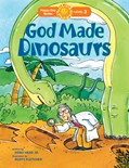 Cover: God Made Dinosaurs
