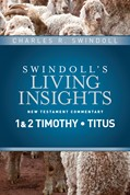 Cover: Insights on 1 & 2 Timothy, Titus
