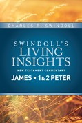 Cover: Insights on James, 1 & 2 Peter