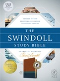 Cover: The Swindoll Study Bible NLT
