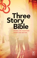 Cover: Three Story Bible NLT