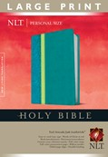 Cover: Holy Bible NLT, Personal Size Large Print edition