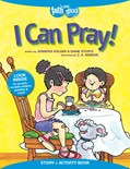 Cover: I Can Pray! Story + Activity Book