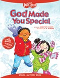 Cover: God Made You Special Story + Activity Book