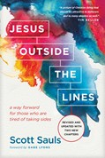 Cover: Jesus Outside the Lines