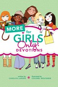 Cover: More for Girls Only! Devotions