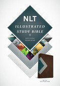 Cover: Illustrated Study Bible NLT