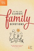 Cover: The One Year Classic Family Devotions