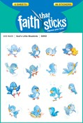 Cover: God's Little Bluebirds