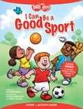 Cover: I Can Be a Good Sport Story + Activity Book