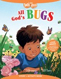 Cover: All God's Bugs Story + Activity Book
