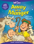 Cover: Away in a Manger Story + Activity Book