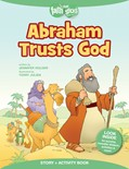 Cover: Abraham Trusts God Story + Activity Book