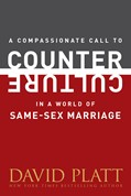 Cover: A Compassionate Call to Counter Culture in a World of Same-Sex Marriage