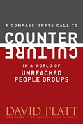 Cover: A Compassionate Call to Counter Culture in a World of Unreached People Groups