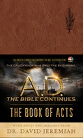 Cover: A.D. The Bible Continues: The Book of Acts