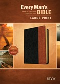 Cover: Every Man's Bible NIV, Large Print