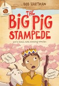 Cover: The Big Pig Stampede