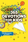 Cover: Hands-On Bible 365 Devotions for Kids