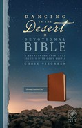Cover: Dancing in the Desert Devotional Bible NLT