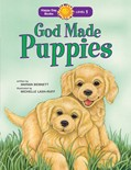 Cover: God Made Puppies