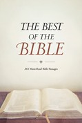 Cover: The Best of the Bible