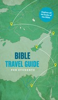 Cover: Bible Travel Guide for Students