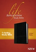 Cover: Life Application Study Bible, Personal Size NIV, TuTone