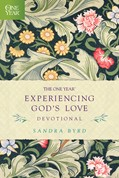Cover: The One Year Experiencing God's Love Devotional