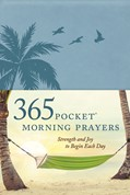 Cover: 365 Pocket Morning Prayers