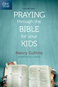Cover: The One Year Praying through the Bible for Your Kids