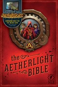 Cover: The Aetherlight Bible NLT