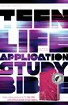 Teen Life Application Study Bible NLT : LeatherLike, Indexed, Pink Index