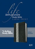 Cover: KJV Life Application Study Bible, Second Edition, Large Print