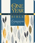 Cover: The One Year Chronological Bible Expressions