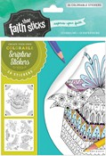 Cover: Psalm 16:11 Colorable Stickers