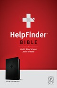 Cover: HelpFinder Bible NLT