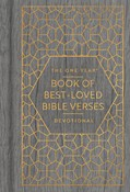 Cover: The One Year Book of Best-Loved Bible Verses Devotional