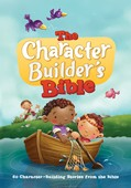 Cover: The Character Builder's Bible