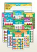 Chart Mini Stickers Variety Pack