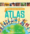 Cover: Friends Around the World Atlas