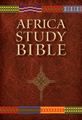 Cover: Africa Study Bible, NLT