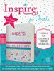 Inspire Bible for Girls NLT : Softcover