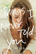 Cover: Things I Never Told You