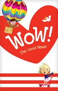 Cover: Wow! The Good News Tract 20-pack