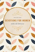 Cover: The One Year Devotions for Women with Jill Briscoe